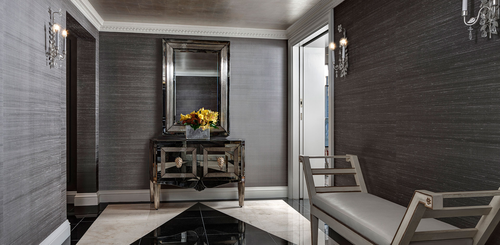 St Regis, New York - Presidential Suite 1 Entrance