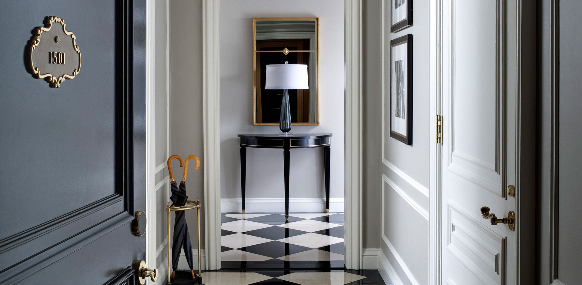 St Regis, New York - 5th Ave Suite Entrance