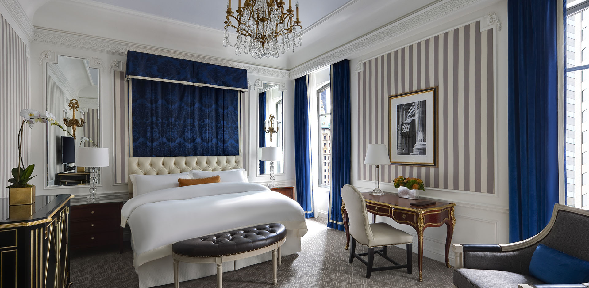 St Regis, New York - Guestroom King
