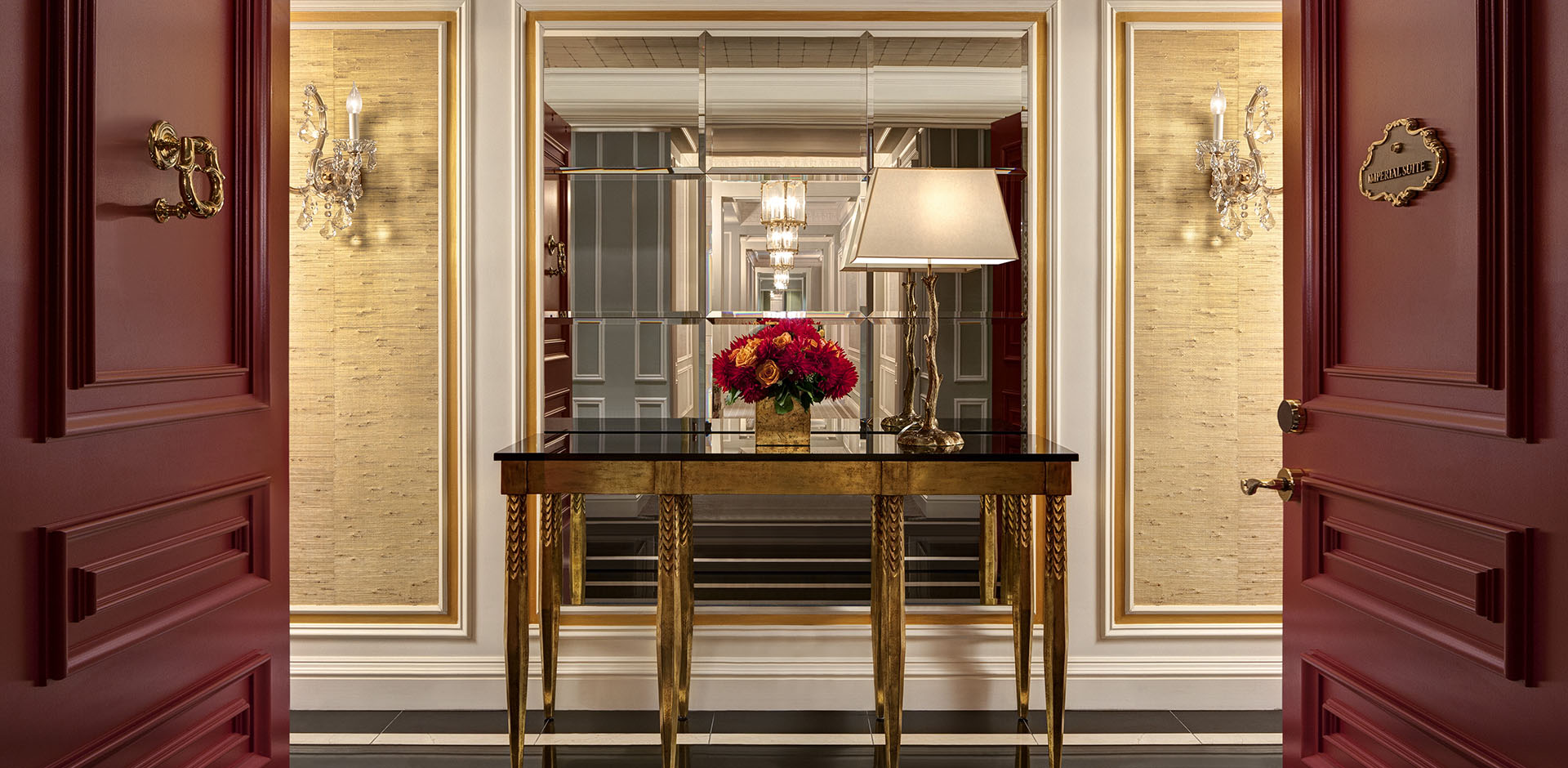 St Regis, New York - Imperial Entrance