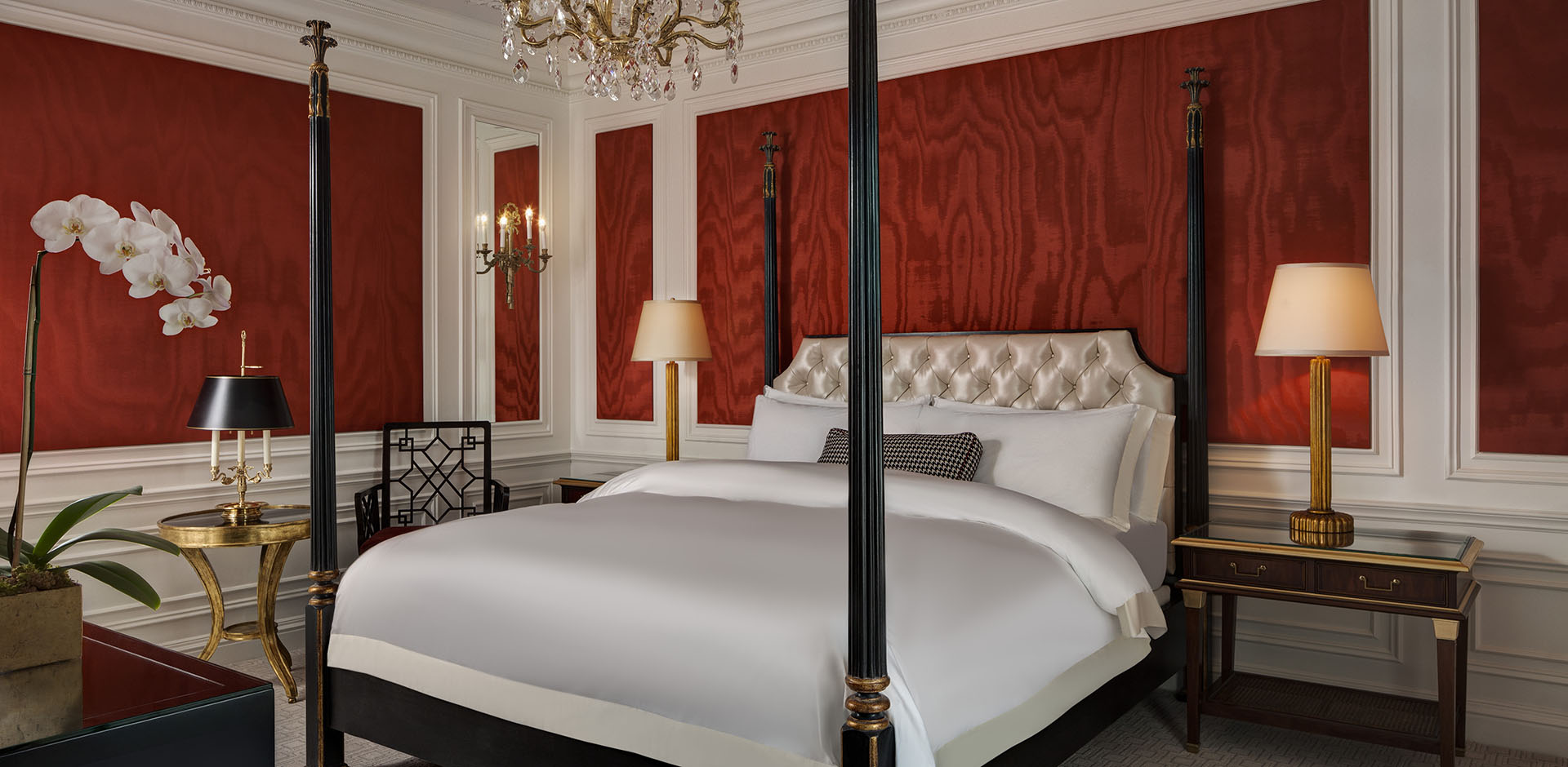 St Regis, New York - Imperial Bedroom