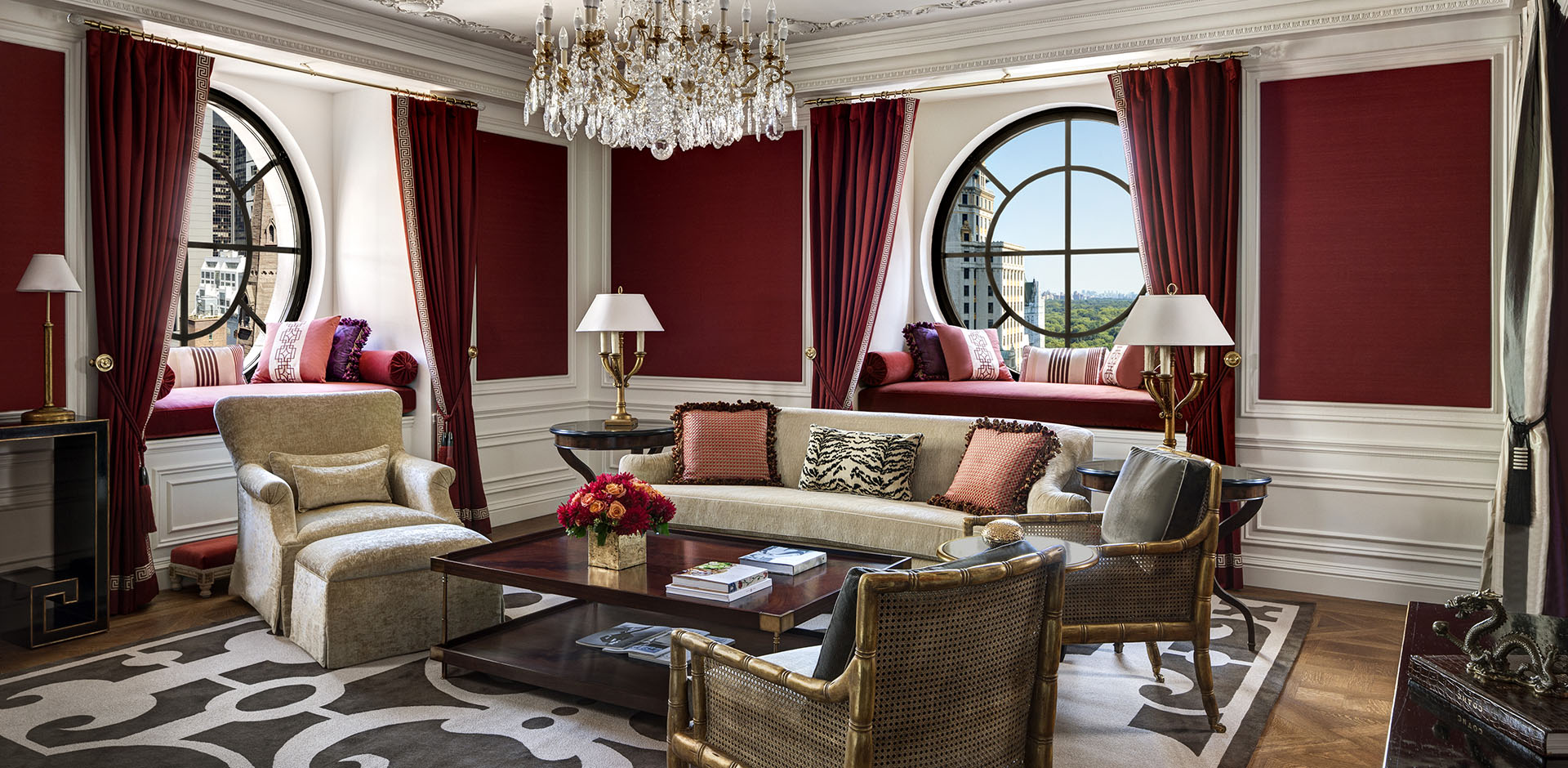 St Regis, New York - Imperial Living Room