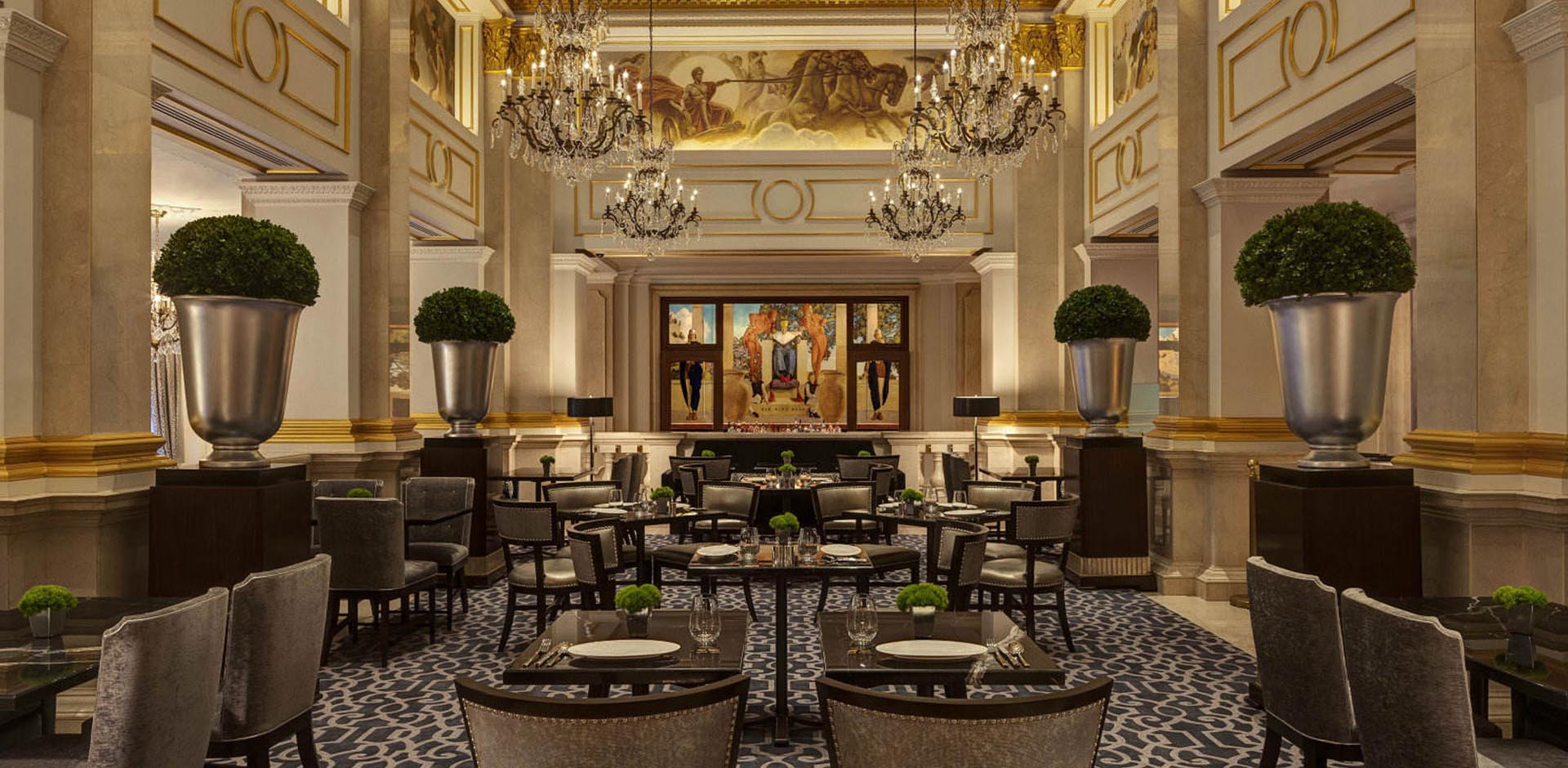 St Regis, New York - King Cole Bar & Salon