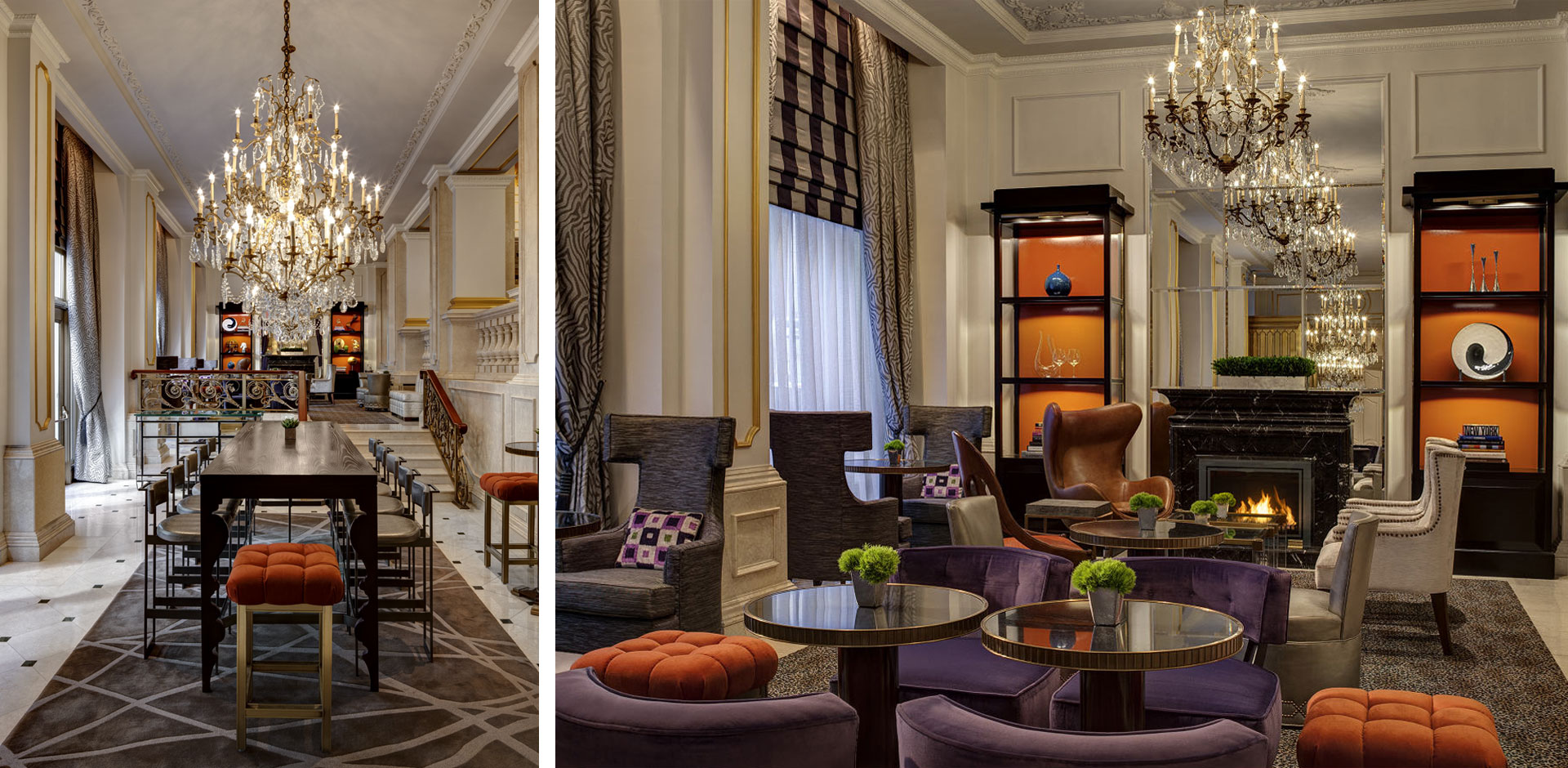 St Regis, New York - King Cole Bar and Salon