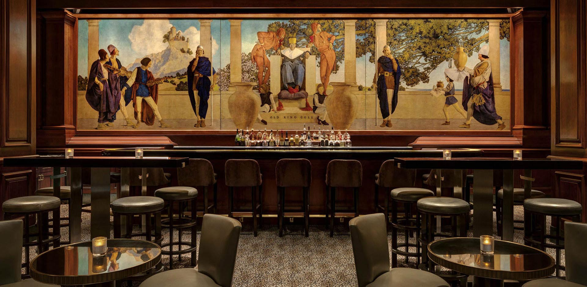 St Regis, New York - King Cole Bar