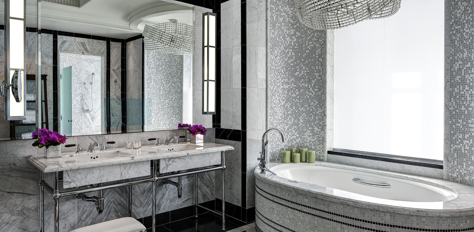 St Regis, New York - Presidential Suite bathroom.jpg.