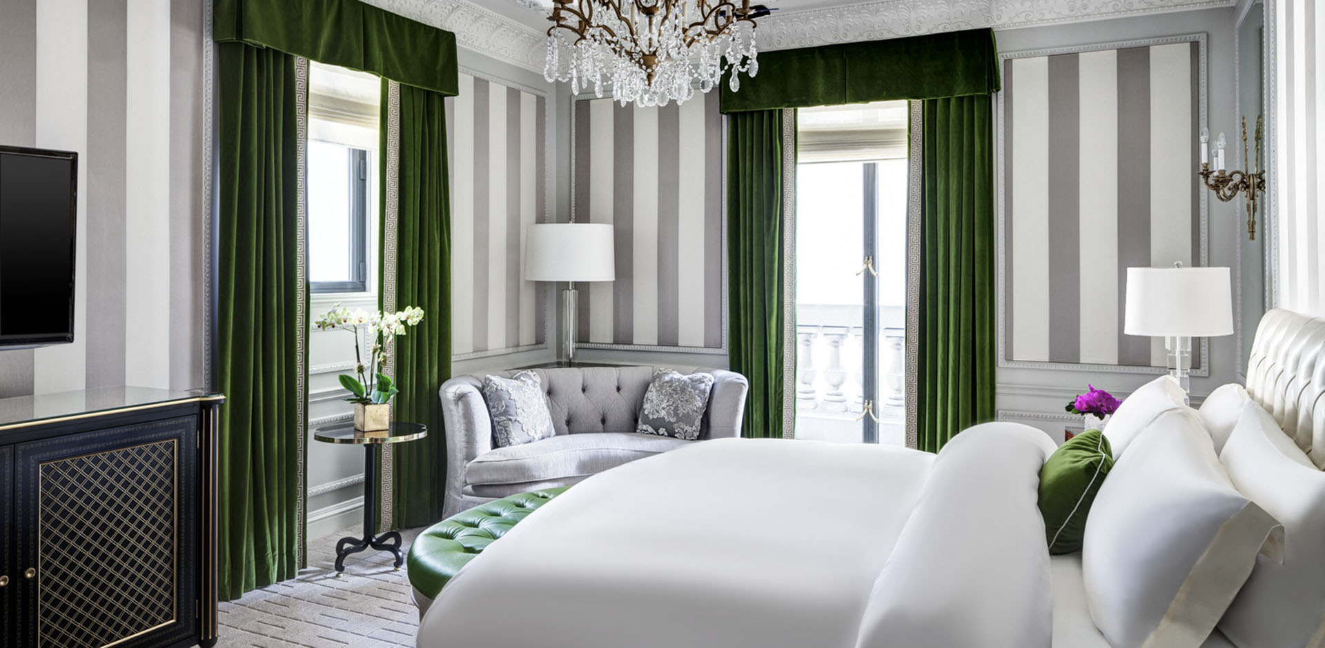 St Regis, New York - Presidential Suite Bedroom