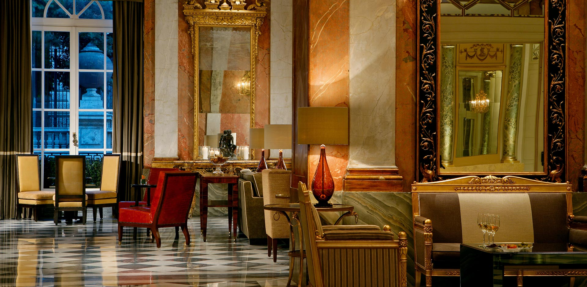 Westin Excelsior, Rome - Lobby/Lounge